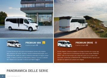 PANORAMICA DELLE SERIE - Hobby Caravan