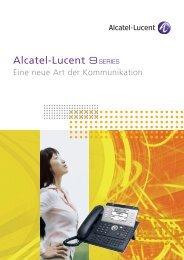 Alcatel-Lucent 9SERIES - MR Compact GmbH