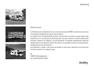 Capítulo 1 - Hobby Caravan