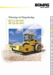 Bomag BW213 DI-4 BVC - hoch-baumaschinen.de