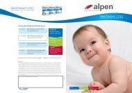 Alpen Premium 1, 2 & 3 Alpen Premium 1, 2 & 3