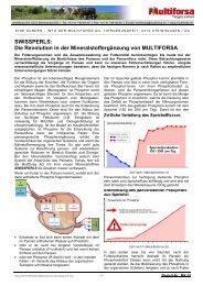 Swissperls: - Hochdorf Nutritec AG