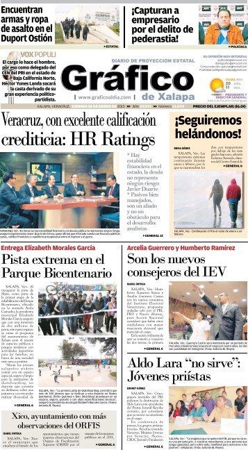 25 - Gráfico de Xalapa