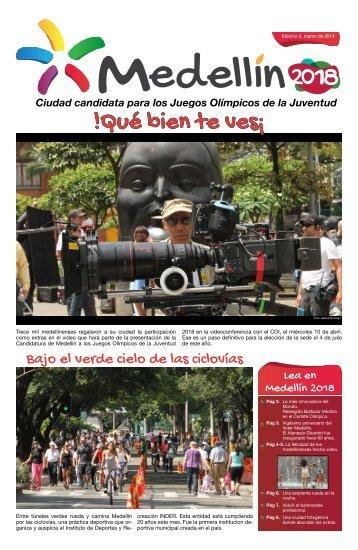 !Qué bien te ves¡ - Medellín 2018
