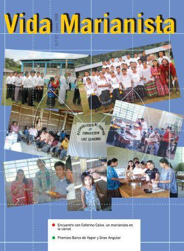 N.º 57 - junio 2008 Encuentro con Ceferino Calvo, un marianista en ...