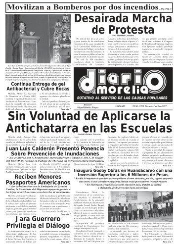 7 - La Extra / Diario de Morelia / Noticias Morelia / Noticias Michoacan