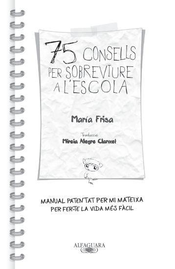 75 CONSELLS - Alfaguara Juvenil
