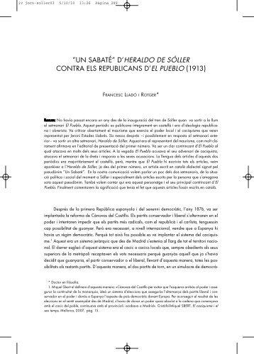 4JEL-15 Francesc Lladó i Rotger - Ajuntament de Sóller