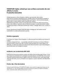 STAEDTLER triplus: articoli per una scrittura scorrevole che non ...