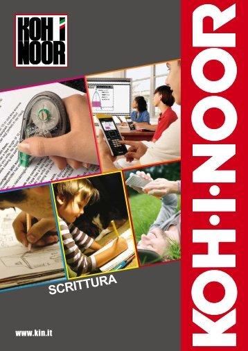 """(PDF) - sezione """"Scrittura"""""""
