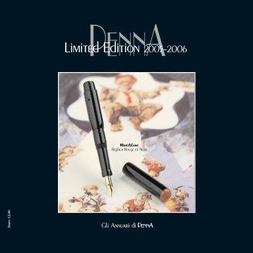 Scarica il file dell'annuario 2006 - Penna Magazine