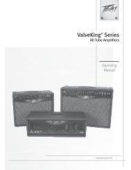 ValveKing® Series 100/112/212 - zZounds.com