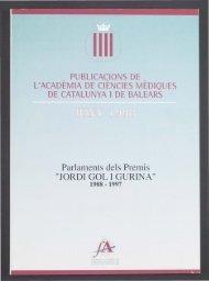 Parlament del - Acadèmia