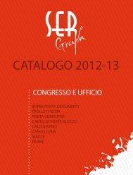 CATALOGO 2012-13 - Ser Graph