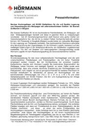 Soenen Golfkarton (Download PDF) - Hörmann Logistik GmbH