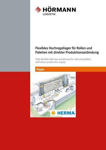HL_ProspektHerma_2-0.. - Hörmann Logistik GmbH