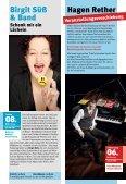 PROGRAMM - Hofgarten Kabarett - Seite 7