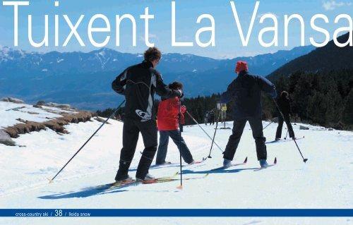 cross-country ski / 38 / lleida snow