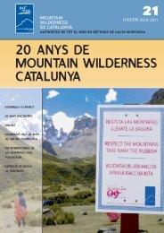 Revista MWC 21v7:Maquetación 1 - Mountain Wilderness de ...