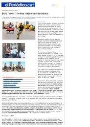 El Periódico de Catalunya - Mobilitat sostenible