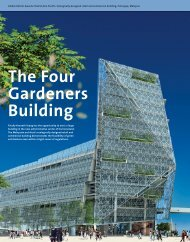 The Four Gardeners Building - Holcim Foundation for Sustainable ...