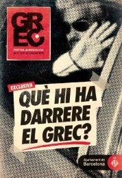 Més informació - Grec - Ajuntament de Barcelona