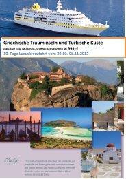 Griechische Trauminseln und Türkische Küste - Holdenried Reisen