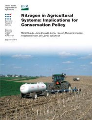 Nitrogen in Agricultural Systems - Economic Research Service - US ...