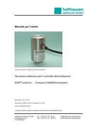 small-Ex...-Compact - holthausen elektronik GmbH