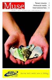 Tenant trauma Antisocial media International fees - Theorem