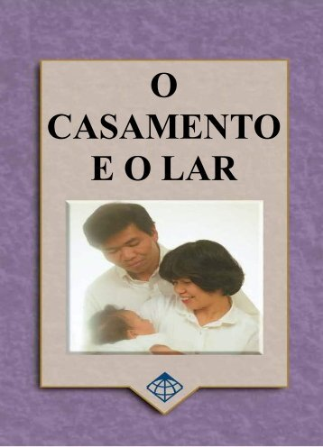 O Casamento e o  Lar-6260 - Global University - GlobalReach.org