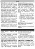 Elenco pezzi di ricambio / Liste pieces detachees / Spare parts list ... - Page 4