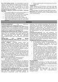 Elenco pezzi di ricambio / Liste pieces detachees / Spare parts list ... - Page 5