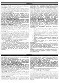 Elenco pezzi di ricambio / Liste pieces detachees / Spare parts list ... - Page 6