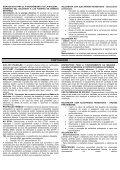 Elenco pezzi di ricambio / Liste pieces detachees / Spare parts list ... - Page 7