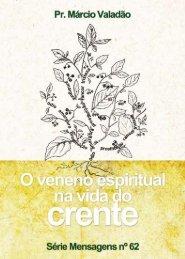 O veneno espiritual na vida do Crente - Lagoinha.com