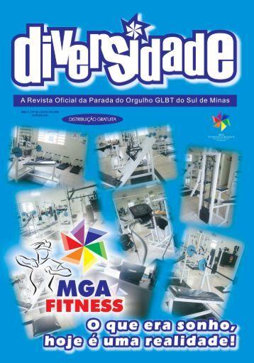 Quinta Edição - Junho / 2008 - MGA