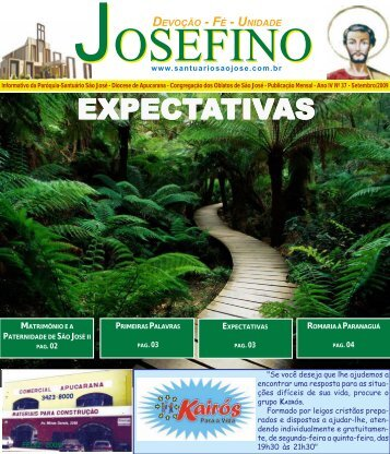 Setembro - Santuário São José
