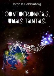 Contocrônicas, umas Tantas - KBR Editora Digital