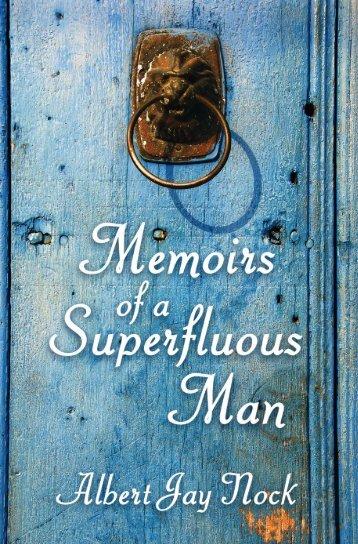 Memoirs of a Superfluous Man - Ludwig von Mises Institute
