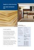 HDF/MDF HOMADUR® Holzfaserplatten - Homanit Werk - Seite 6