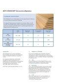 HDF HOMADUR® Holzwerkstoffplatten - Homanit Werk - Seite 2