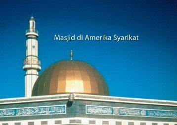 Masjid di Amerika Syarikat