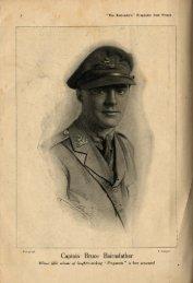 Captain Bruce Bairnsfather