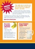 Fresubin energy fibre Drink Bursting with flavour Recipe Booklet - Page 2