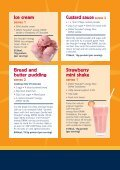 Fresubin energy fibre Drink Bursting with flavour Recipe Booklet - Page 3