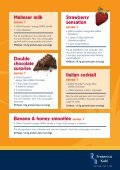 Fresubin energy fibre Drink Bursting with flavour Recipe Booklet - Page 4