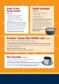 Fresubin energy fibre Drink Bursting with flavour Recipe Booklet - Page 5