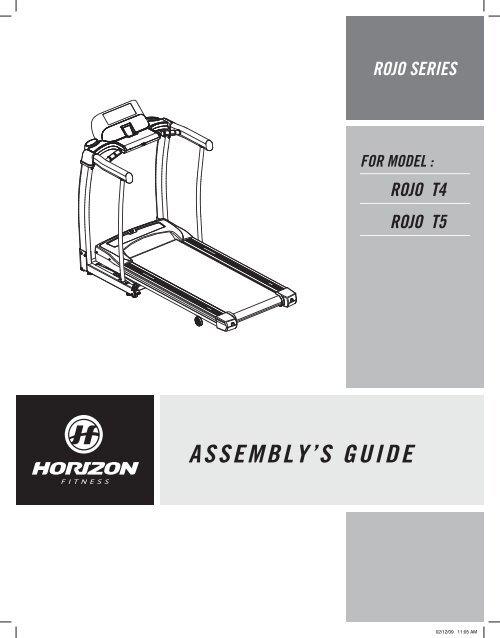 Horizon fitness elite t4000 manuals.
