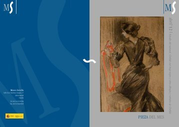 PIEZA DEL MES - Museo Sorolla
